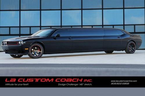 Dodge Challenger Limo